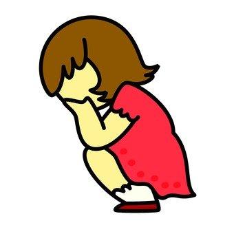 Depressed person 9