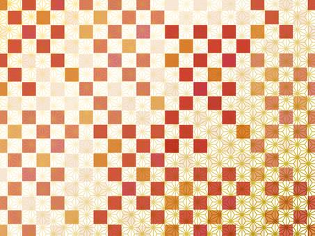 """Checkered """"Red · hemp"""""""