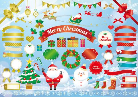 크리스마스 소재 2016