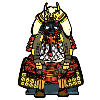Armor / Shige Takeda Shingen