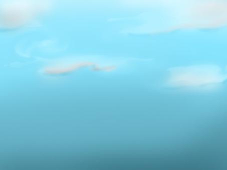 A sky like the sky