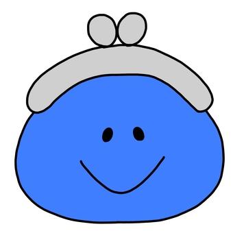 Gamaguchi Blue