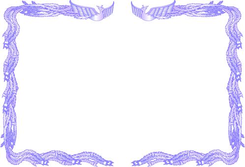 Certificate of Purple