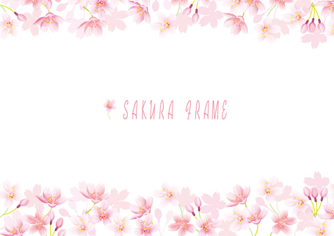 桜フレーム08