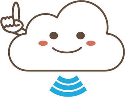 Cloud character 2