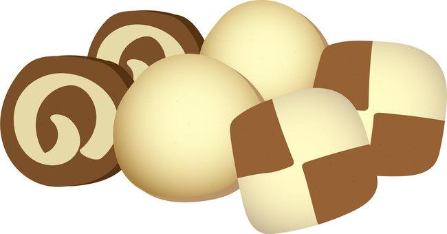 Cookie 3-piece set