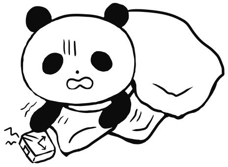 I do not want to wake up Panda 1