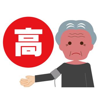 Image of hypertension (grandpa)