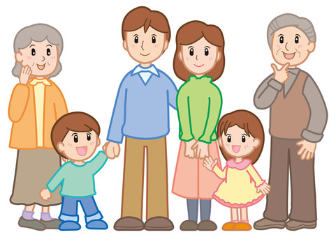 Family 01 line