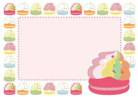 macaron_蛋白杏仁餅乾13_框架