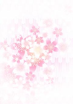 さくらの花&ぼかし4