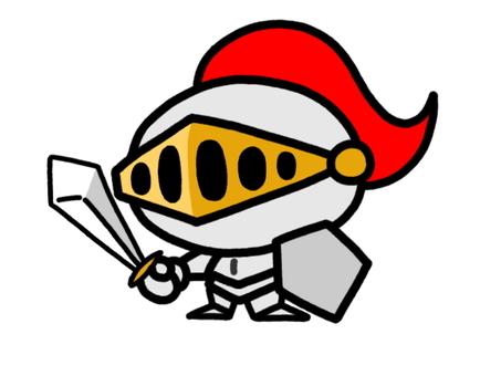 Knight white