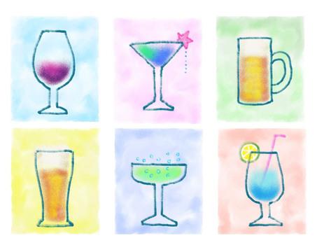 Parade of liquor