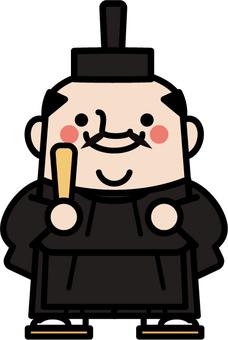 Uncle Fairy Tokugawa Ieyasu