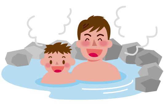 Outdoor bath-2