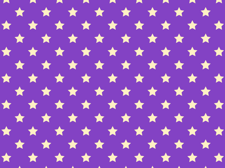 ai Star pattern with swatch background purple