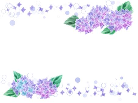 花フレーム 22