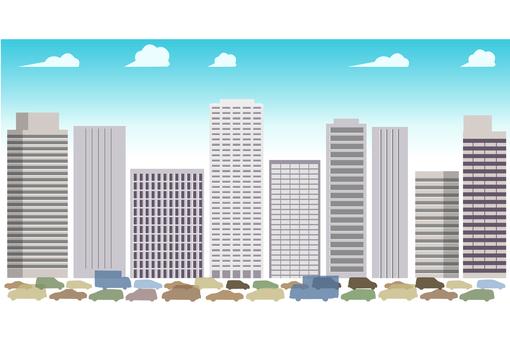 City 1 Building, Car