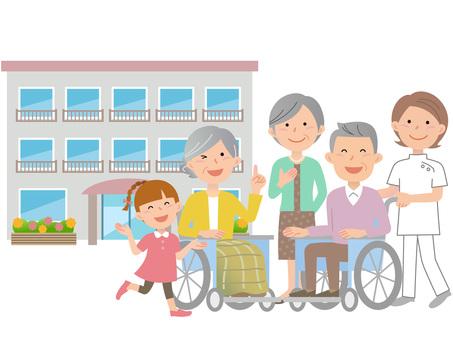 61014. Long-term care facility, family and caregiver 2