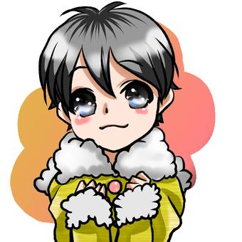 Icon / cute child 2