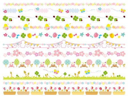 Spring decoration rule set_01