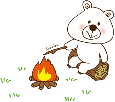 Bonfire Bear