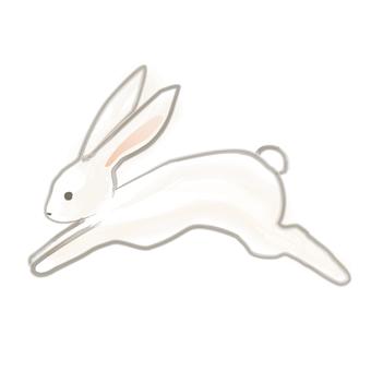 튀는 토끼