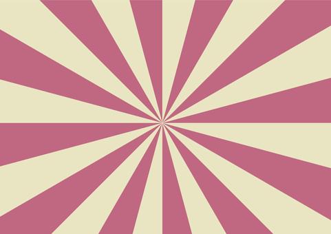 卡復古粉紅色