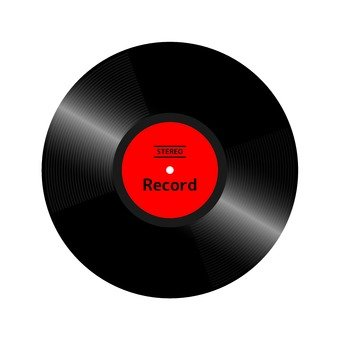 Record (red)