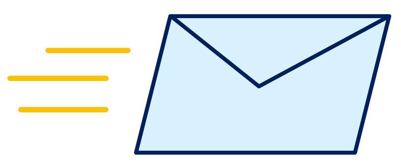 Mail inviata