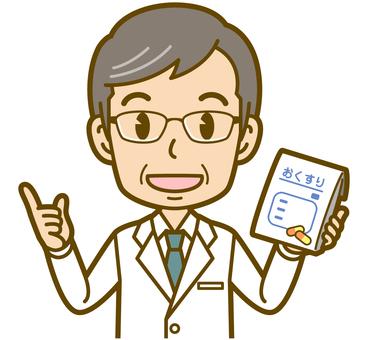 男性(医者):B_薬01BS