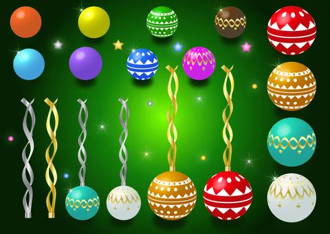 Christmas Ornaments 09