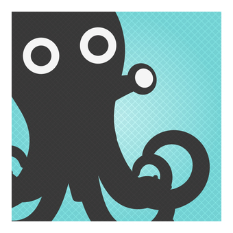 Business icon (octopus)