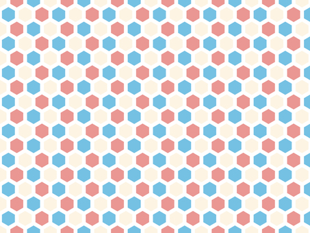 Background 21 (Honeycomb pattern)