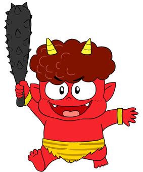 Setsubun's demon