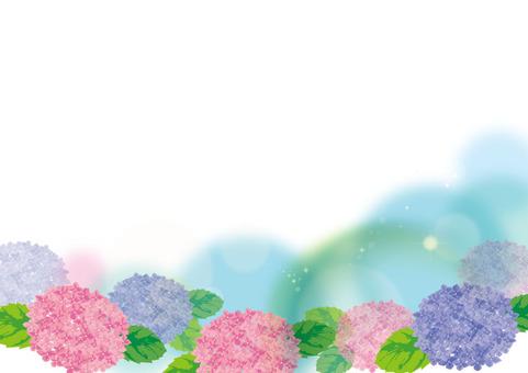 Background - hydrangea 2