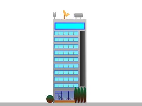 戯産 산업 (주) 본사 빌딩