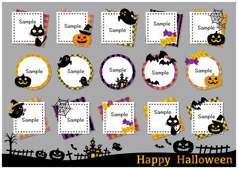 Fall Material 04 (Halloween)