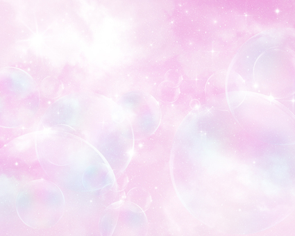 Glittering Romantic Background: Pink