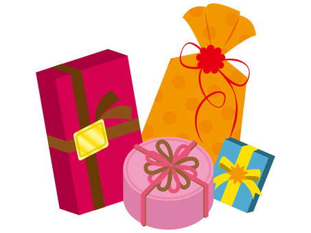 Gifts (1 to 4)