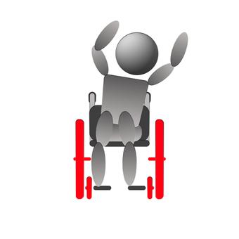 Wheelchair upper body gymnastics