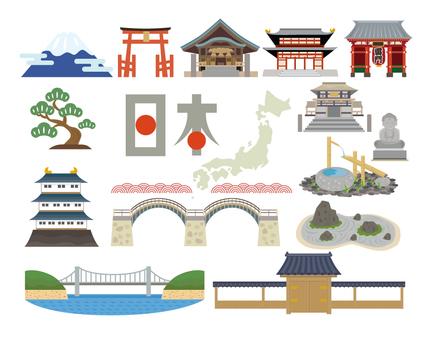 日本建築概要