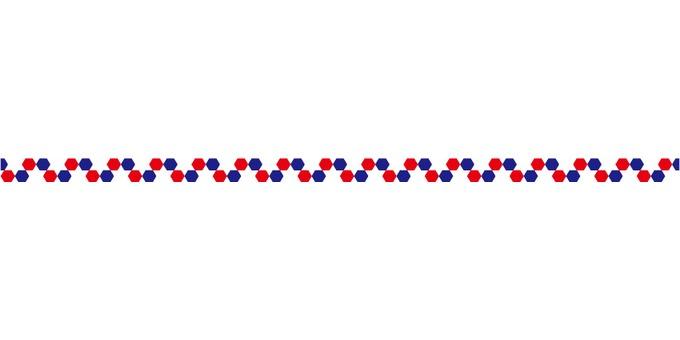 Tricolor line 5