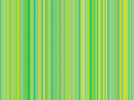 Multi Stripe (Yellow Green)