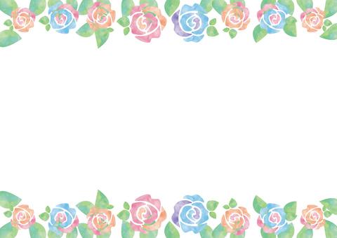 Rose _ frame