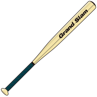 Metal bat (gold color)