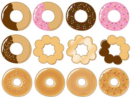 Food donuts