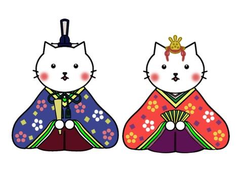 Hinamatsuri illustration④