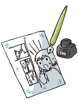 Manga script