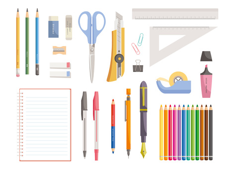 Stationery Various _ 01